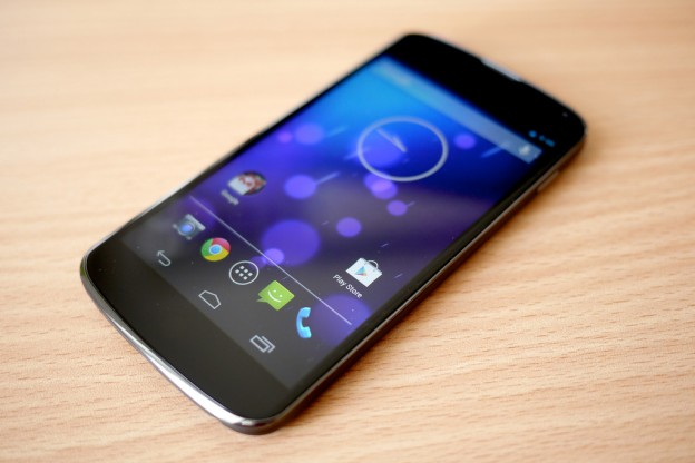 Image of a Smartphone (the Nexus 4)