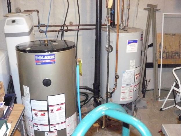 Polaris Water Heater Replacement Part 2